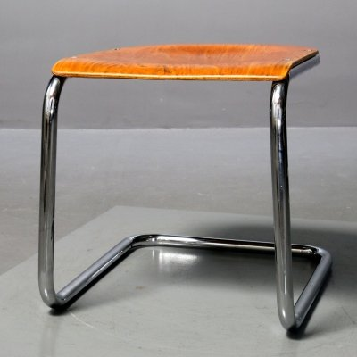 Cantilever Stool by Mart Stam for Mauser, 1960s