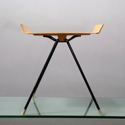 Rare Stacking Table 701 by Hans Bellmann for Domus