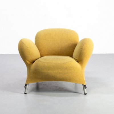 90s Gerard van den Berg 'bobo' fauteuil for Label