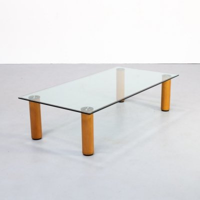 70s Marco Zanuso 'Marcuso' coffee table for Zanotta