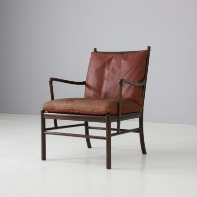 Ole Wanscher PJ149 'Colonial' chair by Poul Jeppesen, 1949