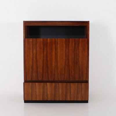 Rosewood TV cabinet by Alfred Hendrickx for V Form, Belgium 1960's