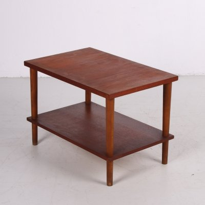 Danish Vintage teak side table, 1960s