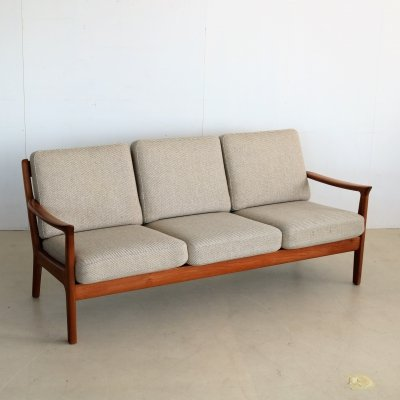 Sofa by Juul Kristensen for JK Denmark, 1960s