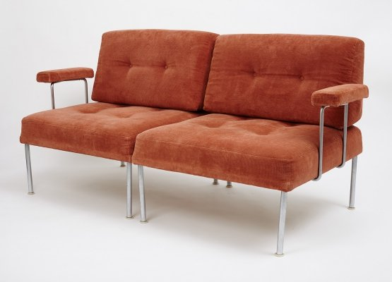 Poul Cadovius Modular Easy Chairs by France & Søn, 1970