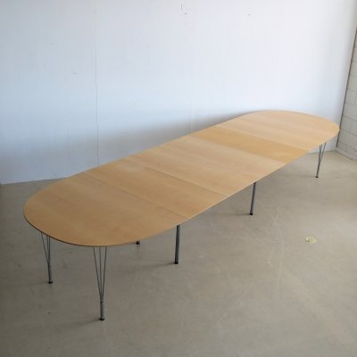 Brdr. Andersens Møbelfabrik dining table, 1980s