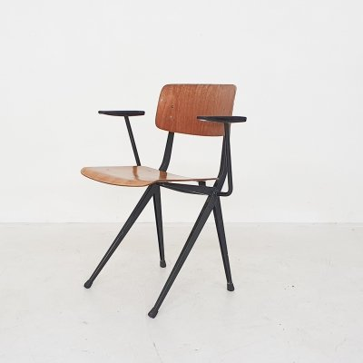 Ynske Kooistra for Marko school chair, The Netherlands 1960's