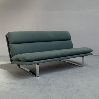 C683 sofa by Kho Liang Ie for Artifort, Netherlands 1968