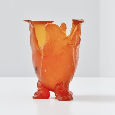 Geatano Pesce amazonia rubber vase by Fish Design, 1994