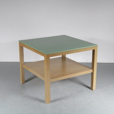 Rare Dom Hans van der Laan Working Table, Netherlands 1970
