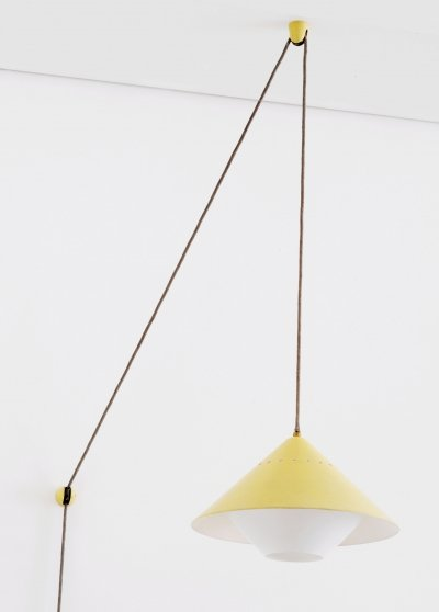 1949 wall / ceiling lamp by Franco Buzzi for Oluce