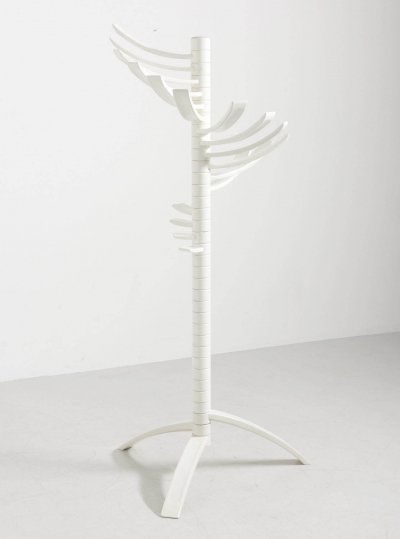 Sculptural 'Renna' Coat Stand by Bruce Tippex for Knoll Int, Italy 1960's