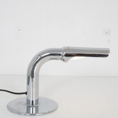 1960s 'Gulp' table lamp by Ingo Maurer for M Design, Germany