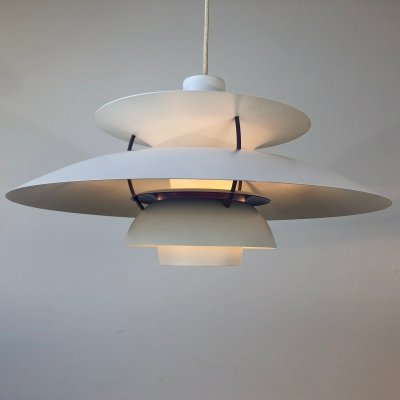 Poul Henningsen PH5 Pendant Light, 1970's