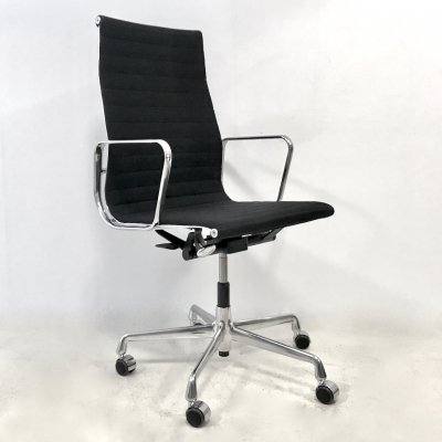 2 x EA119 office chair by Charles & Ray Eames for Vitra, 1990s
