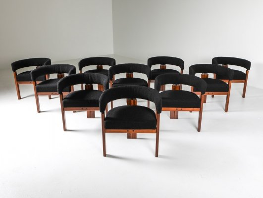 Ettore Sottsass Armchairs for Poltronova, 1970's