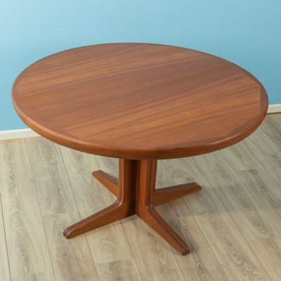 1960s dining table by Spøttrup