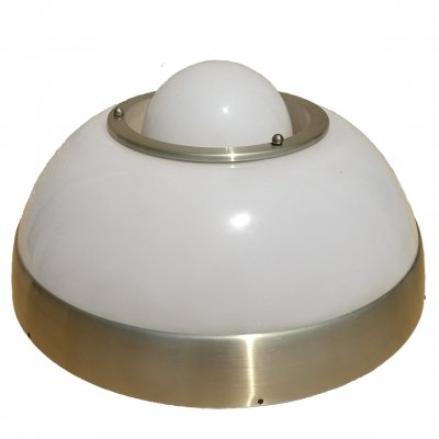 Space age style ceiling lamp by Lumi, 1960s