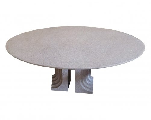 Samo dining table by Carlo Scarpa for Simon, 1970s