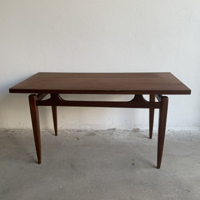 Teak Vintage Coffee Table, 1960's