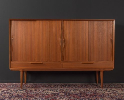 1960s highboard by Omann Jun Møbelfabrik