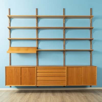 1960s wall unit by Poul Cadovius