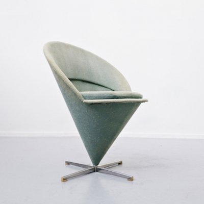 1st Edition Cone Chair by Verner Panton, 1960s