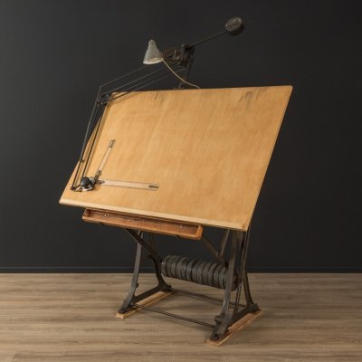 Unique drawing table by Isis Electronics