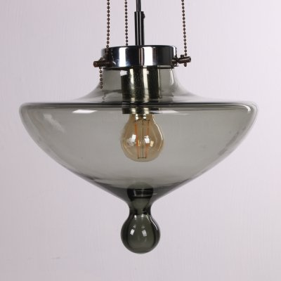 Hanging lamp High Chaparral by Raak, 1970s