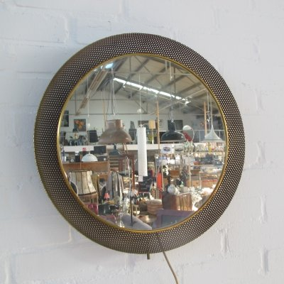Artimeta wall mounted mirror by Floris Fiedeldij, 60s