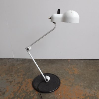 Topo desk lamp by Joe Colombo for Stilnovo, 1960s