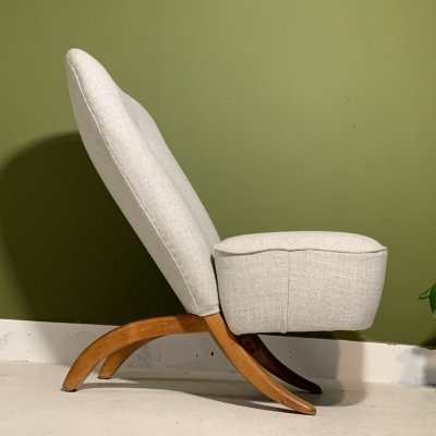 Congo Artifort armchair by Theo Ruth, 1950s