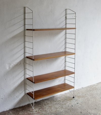 Mid century Modular Shelving System, 1960s