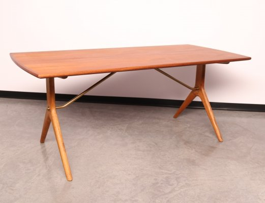 Coffee or side table by Karl Erik Ekselius for J. O. Carlsson, Sweden 1960's