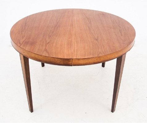 Rosewood Table by Severin Hansen, Denmark 1960s