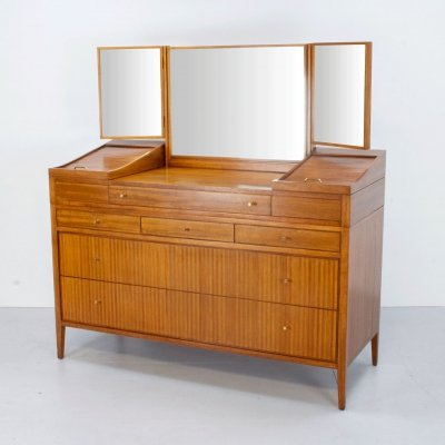 1960s Teak Dressing Table by Loughborough
