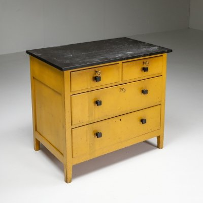 Modernist chest of drawers by Hendrik Wouda, 1924