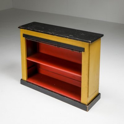Shelve Cabinet by Dutch Modernist Hendrik Wouda, 1924