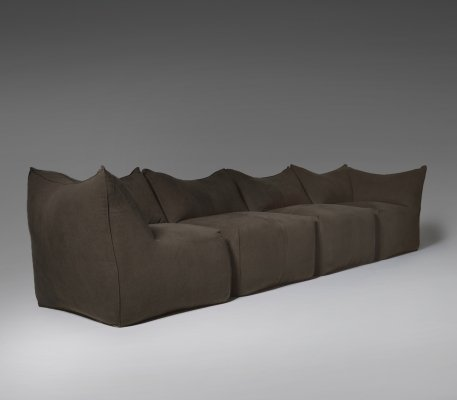 Bambole sectional sofa by Mario Bellini for B&B Italia, 1970s