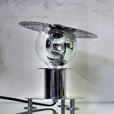 Vintage Luna Desk Lamp by George Sowden for Memphis Milano, 1988