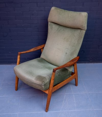 Arm chair Tove by Aksel Bender Madsen for Bovenkamp, 1960s