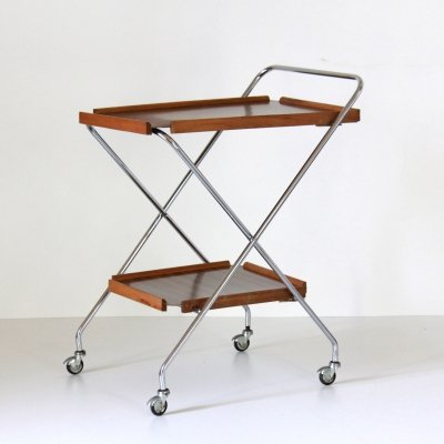 1950s vintage trolley bar