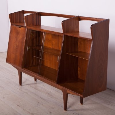 Mid Century Bookcase from McIntosh, 1960s