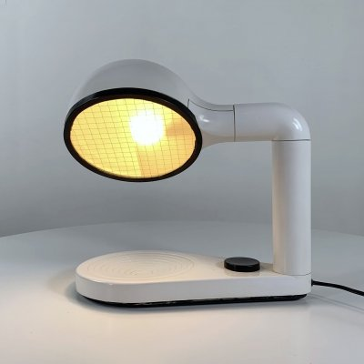 Drive Desk Lamp by Adalberto Dal Lago & Adam Thiani for Francesconi, 1970s