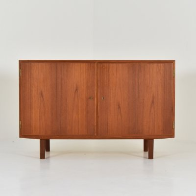 Cabinet in teak by Poul Hundevad for Hundevad & Co, Denmark 1950's