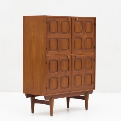 Cabinet by Rolf Rastad & Adolf Relling for Bahus, Norway 1960's