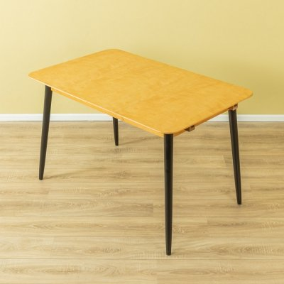 1950s dining table by Hainke Germany