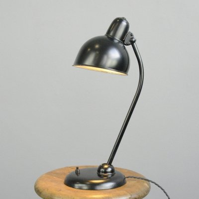 Model 6551 Table Lamp by Kaiser Idell, Circa 1930s
