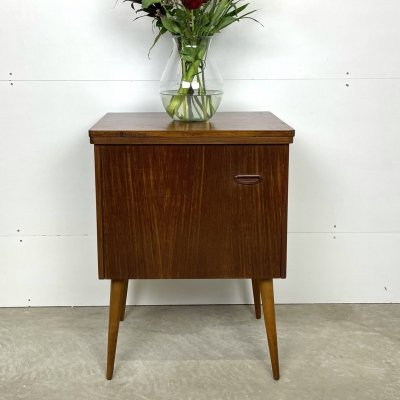 Retro sewing cabinet from Singer