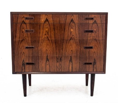 Rosewood Chest of Drawers, Denmark 1960s